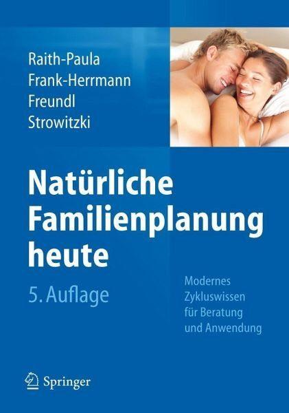 Broschiertes Buch »Natürliche Familienplanung heute«