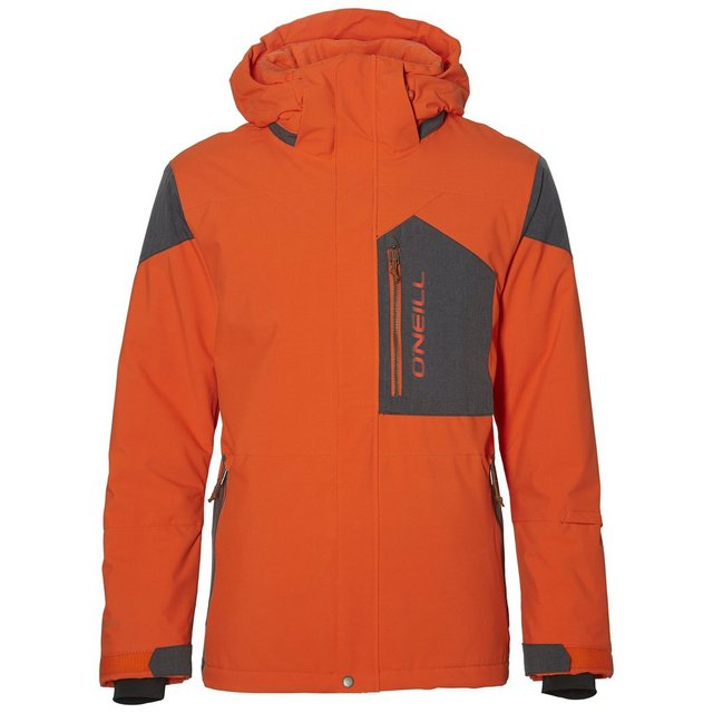 O´Neill Skijacke »Infinite« | Sportbekleidung > Sportjacken > Skijacken | Orange | Polyester - Polyamid | O´Neill