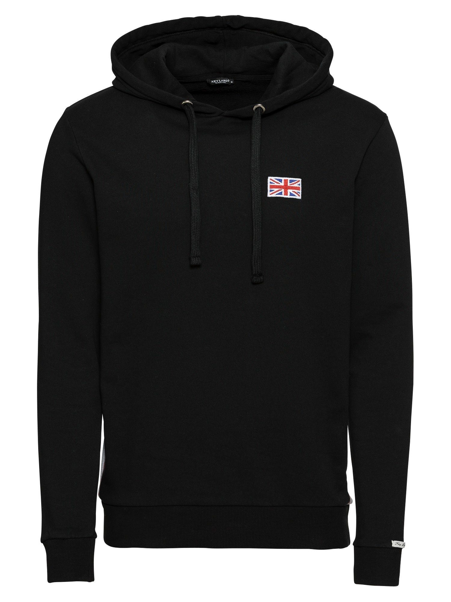 Key Largo Kapuzensweatshirt »MSW LONDON hoody«