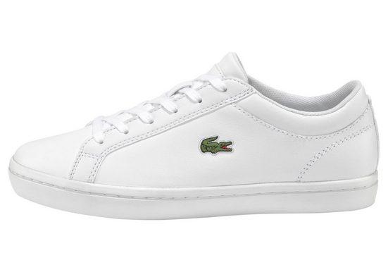»straightset Cfa« Lacoste Sneaker 1 Bl dBBAW