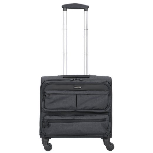 LIGHTPAK® Business-Trolley, 4 Rollen, Nylon