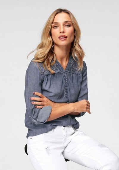 6e5debcb7a491 Spitzenblusen online kaufen » Fashion-Must-have | OTTO
