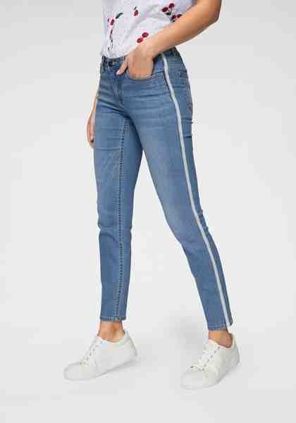 Aniston CASUAL Skinny-fit-Jeans low waist
