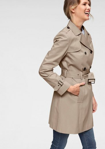 Aniston CASUAL Trenchcoat mit Gürtel zum Regulieren - NEUE KOLLEKTION