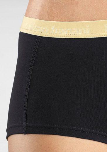StückMit Farblich Bündchen Schwarz Abgesetzten Banani Panty2 Bruno IYHD2WE9