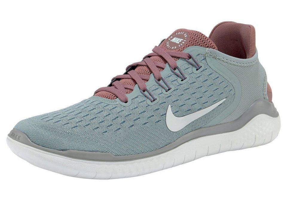 half off f9cc8 d71f3 Nike »Wmns Free Run 2018« Laufschuh, Atmungsaktives Obermaterial aus Textil  online kaufen | OTTO