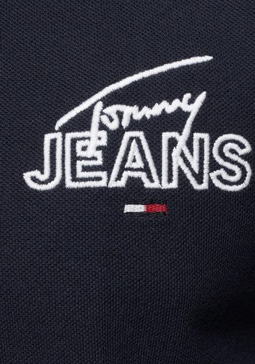 Polo« Graphic Tommy Poloshirt Solid Jeans »tjm qvUfXwU