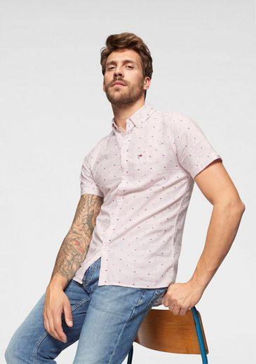 Tommy Sleeve Shirt« Jeans »tjm Short Dobby Kurzarmhemd IPSvqwWrP