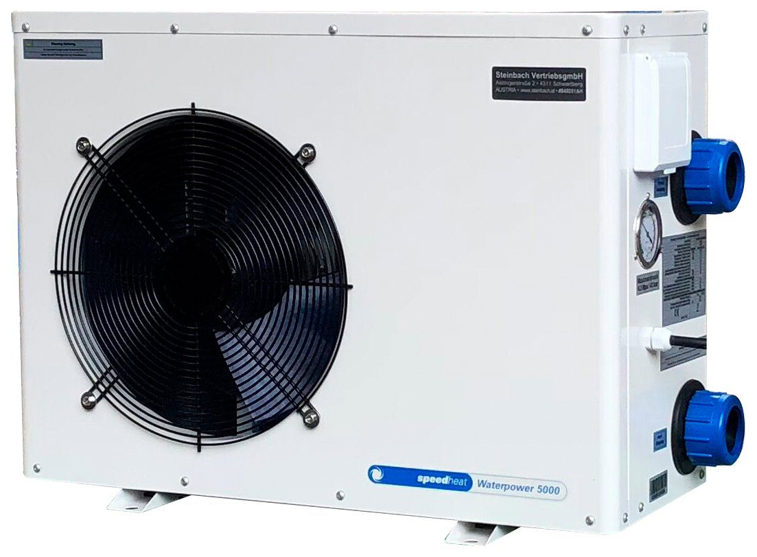 STEINBACH Wärmepumpen »Waterpower 8500«, für Pools bis 55.000 l