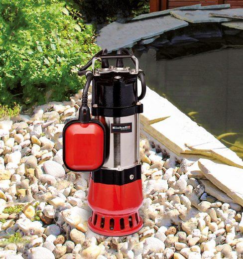 EINHELL Schmutzwasserpumpe »GC-DP 5010 G«, 12000 l/h max. Fördermenge