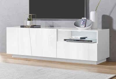 Tv Möbel In Weiß Online Kaufen Otto