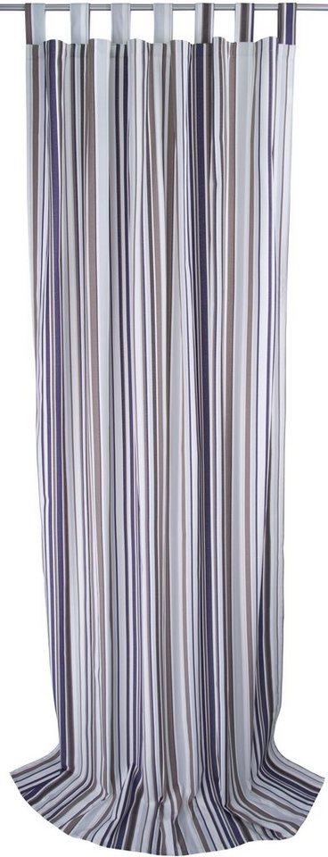 vorhang fine lines tom tailor schlaufen 1 st ck. Black Bedroom Furniture Sets. Home Design Ideas