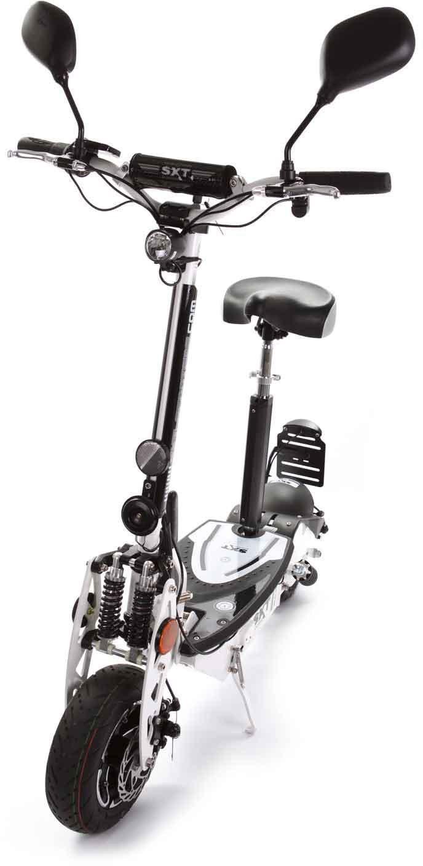 SXT Scooters E-Scooter »SXT 500 EEC - Facelift«, 600 W, 20 km/h