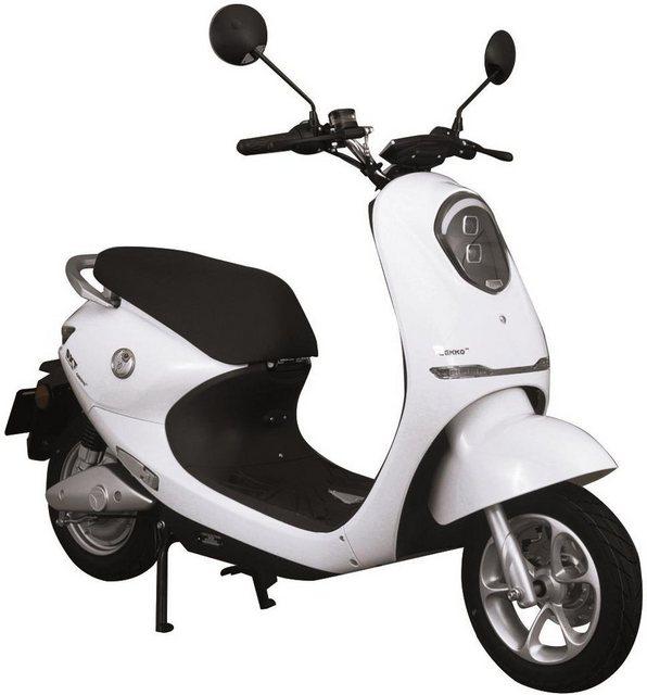 SXT Scooters E-Motorroller »SXT Gekko V3«, 45 km/h*