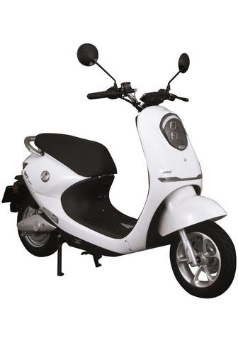 SXT SCOOTERS E-Motorroller »SXT Gekko V3« 45 km/h
