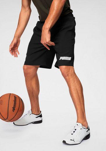 "PUMA Shorts »REBEL WOVEN SHORT 9""«"