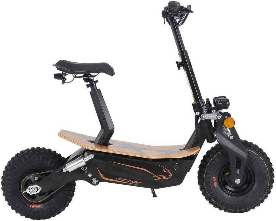 sxt scooters e scooter sxt monster 2000 w 50 km h. Black Bedroom Furniture Sets. Home Design Ideas