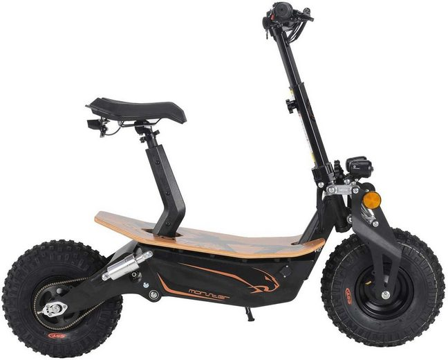 SXT Scooters E-Scooter »SXT Monster«, 2000 W, 50 km/h