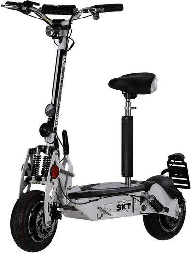 SXT Scooters E-Scooter »SXT 1000 XL EEC«, 1350 W, 40 km/h, Facelift, LiFePo4 Lithiumakku 48V 20Ah