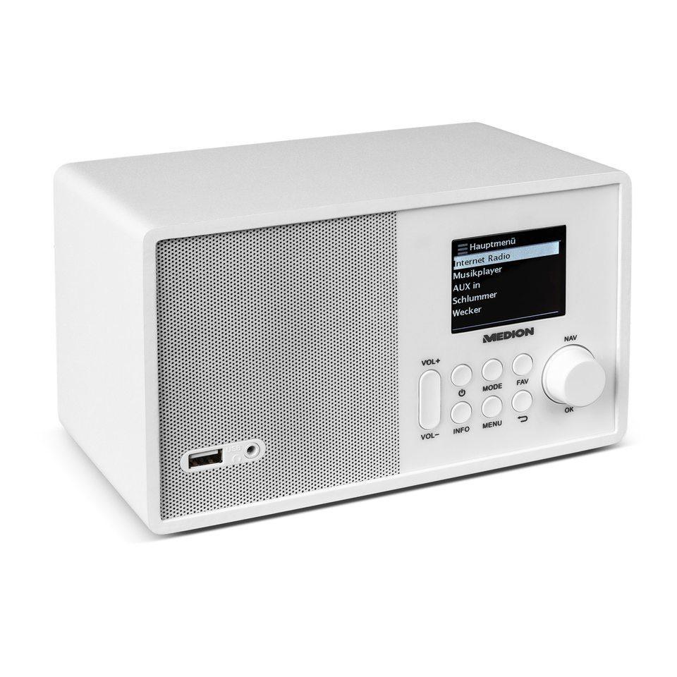 MEDION® WLAN Internet-Radio »E85040 (MD 87540)«