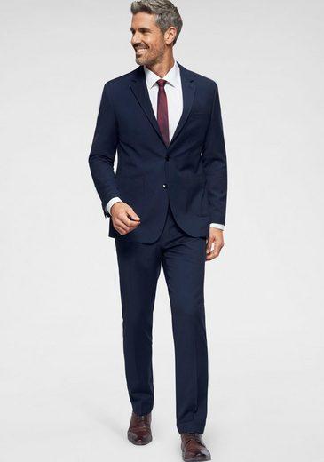 Class International Anzug (2-tlg) leichtes Material, ungefüttert
