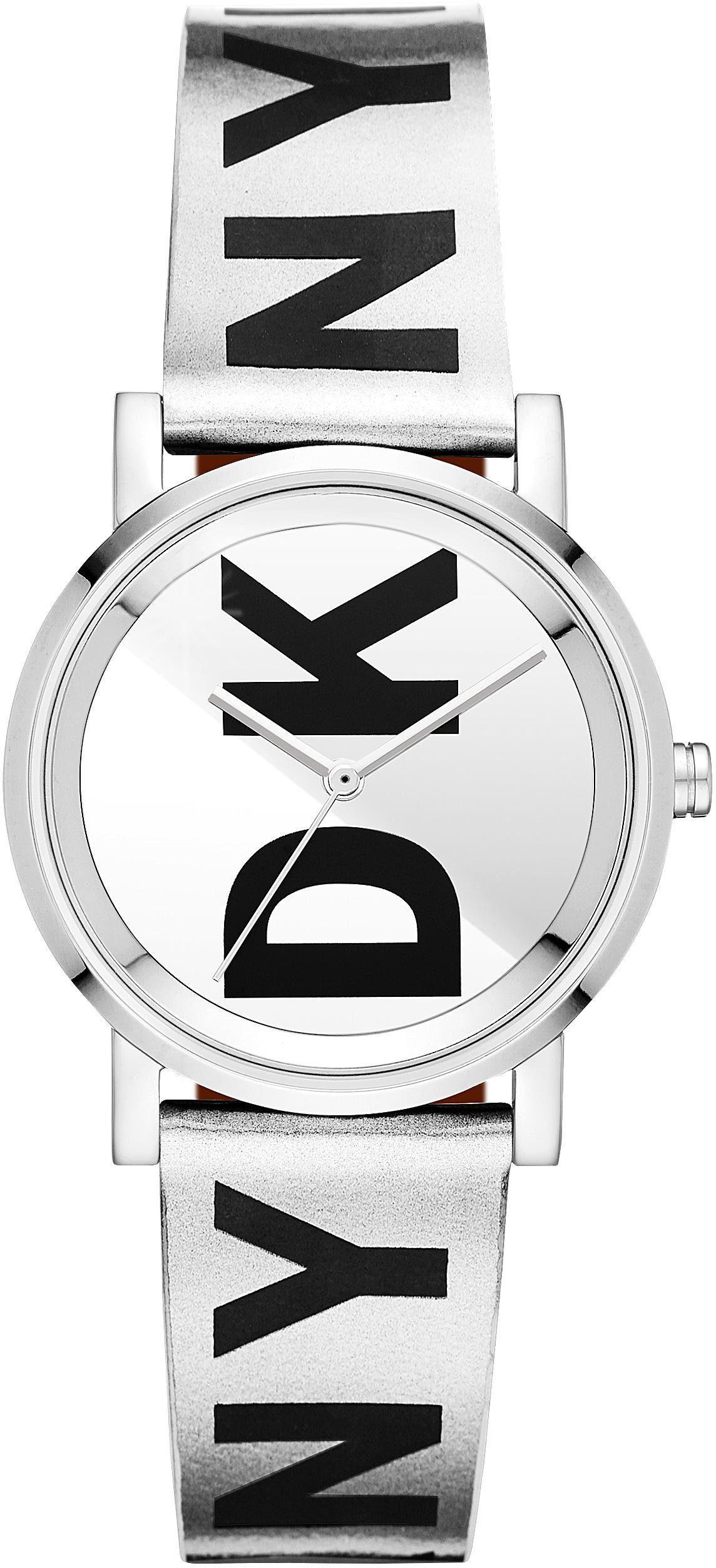 DKNY Quarzuhr »SOHO, NY2786«