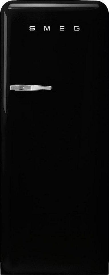 smeg k hlschrank fab28rbl3 153 cm hoch 61 cm breit. Black Bedroom Furniture Sets. Home Design Ideas