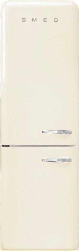 Smeg k hl gefrierkombination fab32lcr3 196 8 cm hoch 60 for Kuchenschranke 60 cm hoch