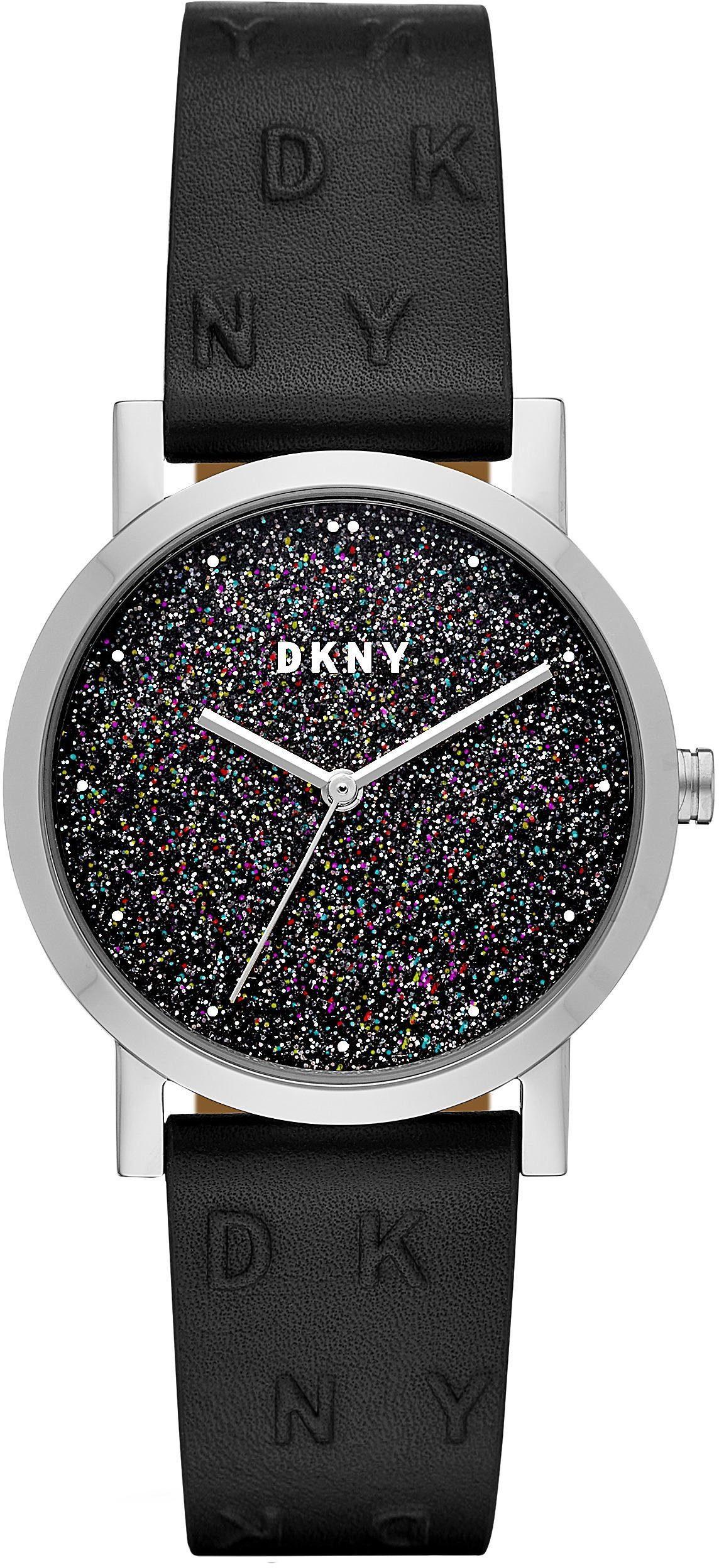 DKNY Quarzuhr »SOHO, NY2775«