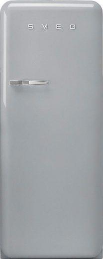 Smeg Vollraumkühlschrank FAB28RSV3, 153 cm hoch, 61 cm breit