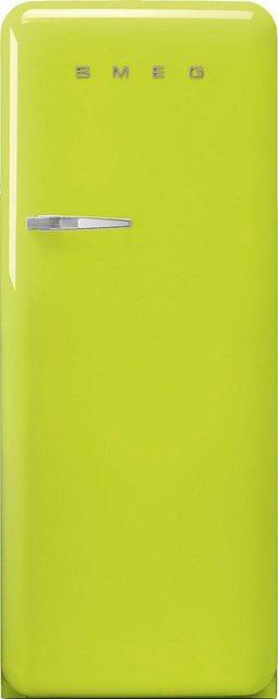 Smeg Kühlschrank FAB28RLI3, 153 cm hoch, 61 cm breit | Küche und Esszimmer > Küchenelektrogeräte > Kühlschränke | Smeg