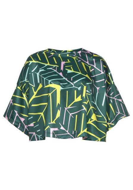 Damen PUMA Funktionsshirt COSMIC TEE TZ grün | 04060978448026