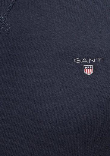 C Gant »original Sweatshirt Sweat« neck wr4rEPXqx