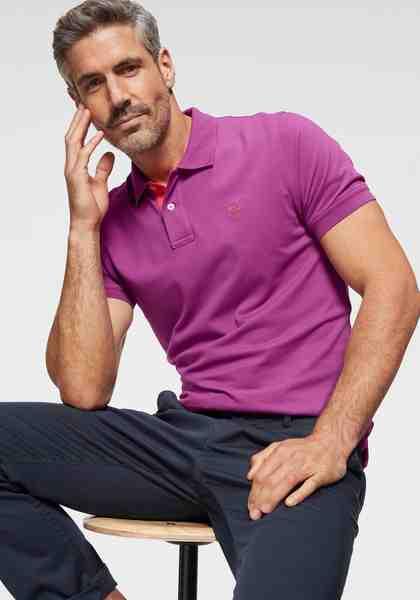 Gant Poloshirt »Contrast Collar PIQ SS Rugger«
