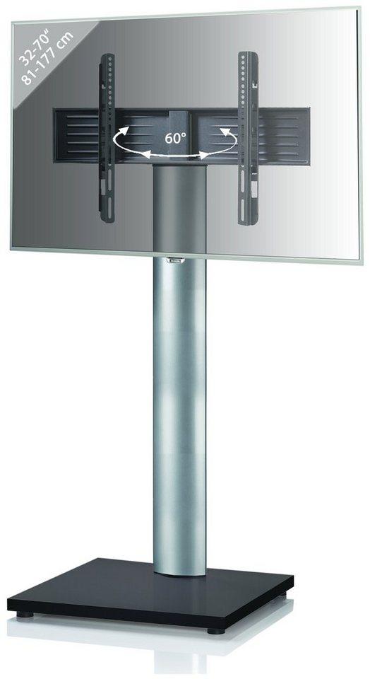 VCM TV-Standfuß ´´Onu Mini ´´Schwarzlack | Wohnzimmer > TV-HiFi-Möbel > Ständer & Standfüße | Schwarz | VCM