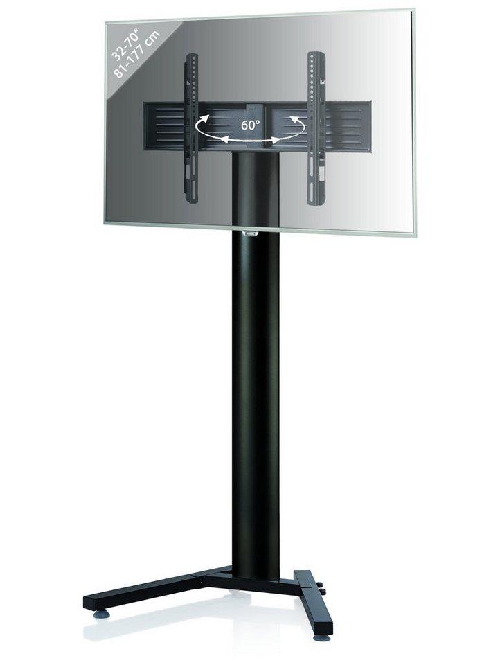 VCM TV - Standfuß ´´Stadino Maxi Schwarz´´ | Wohnzimmer > TV-HiFi-Möbel > Ständer & Standfüße | Schwarz | VCM