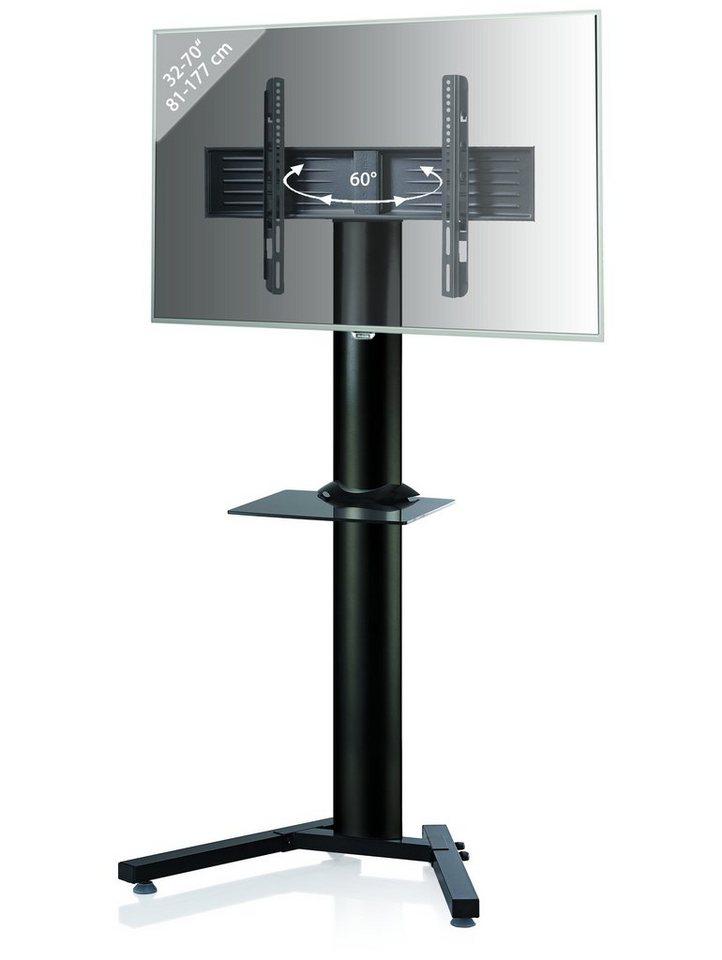 VCM TV-Standfuß ´´Stadino Schwarz Maxi´´   Wohnzimmer > TV-HiFi-Möbel > Ständer & Standfüße   Schwarz   VCM
