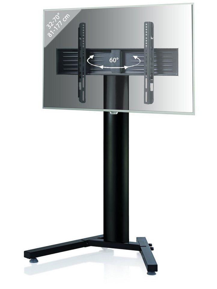 VCM TV-Standfuß ´´Stadino Mini Schwarz´´ | Wohnzimmer > TV-HiFi-Möbel > Ständer & Standfüße | Schwarz | VCM
