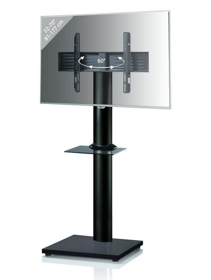VCM TV - Standfuß ´´Onu Maxi Schwarz´´ | Wohnzimmer > TV-HiFi-Möbel > Ständer & Standfüße | Schwarz | VCM
