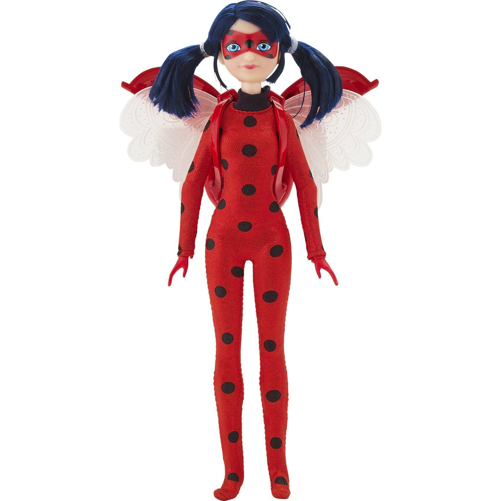 Bandai Miraculous Aufleuchtende 26cm große Puppe