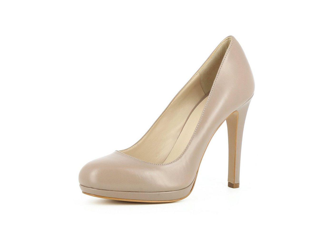 Evita »CRISTINA« Plateaupumps | Schuhe > Pumps > Plateaupumps | Evita