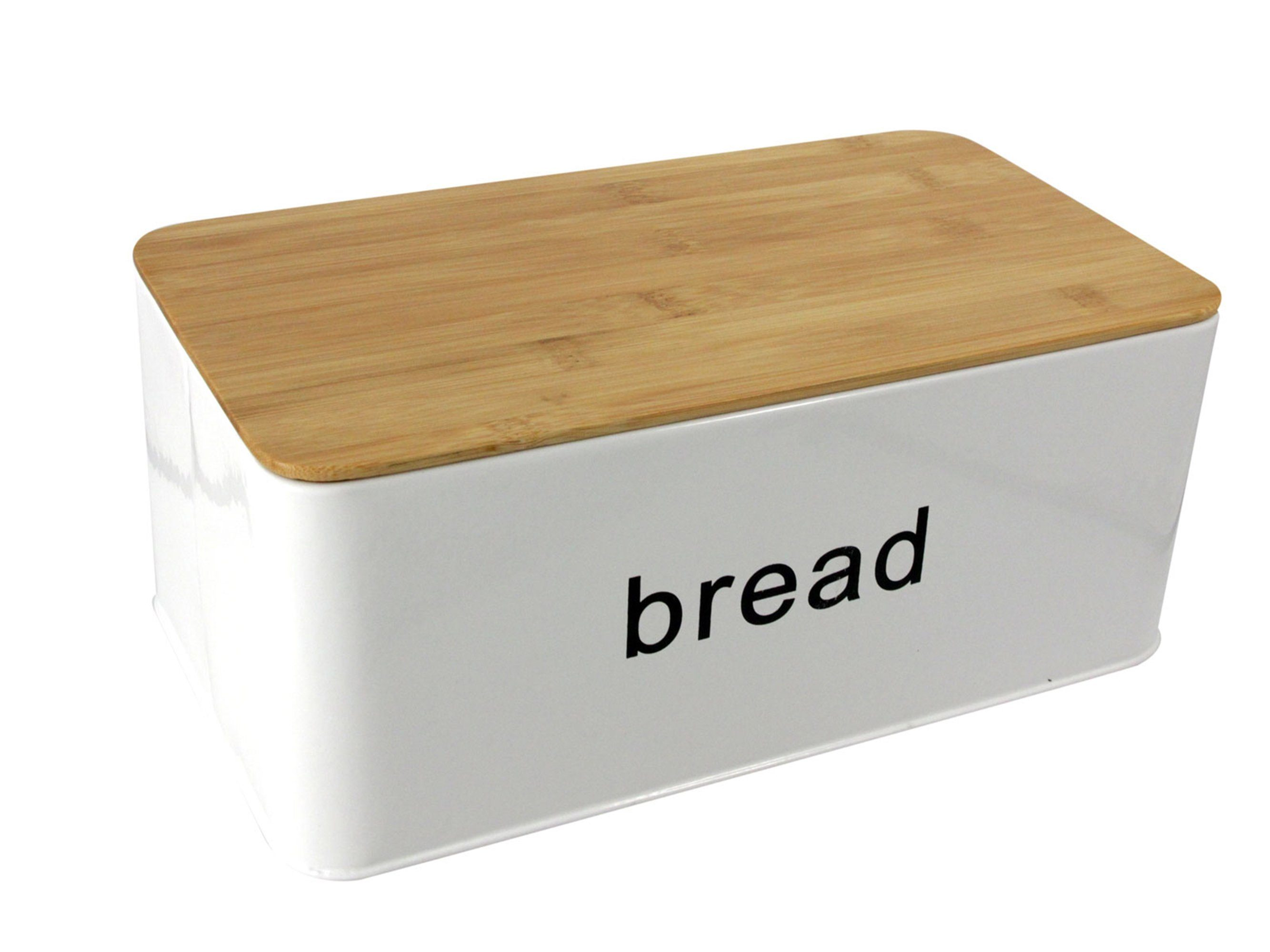 HTI-Living Brotkasten mit Schneidebrett »Bread«