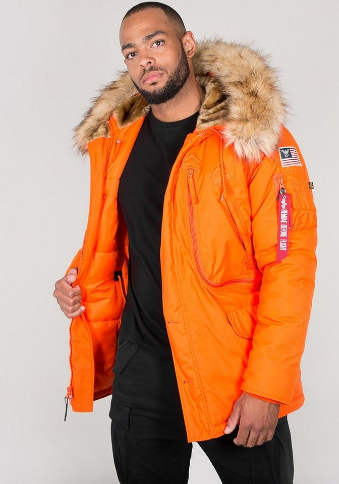 Alpha Industries Parka »Polar Jacket« kaufen   OTTO 95e028365f