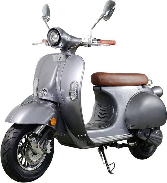 Didi THURAU Edition E-Motorroller »Sizilia«, 2000 W, 45 km/h, 2 x 20 Ah Akku*