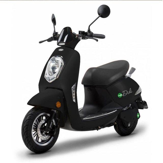 Didi THURAU Edition E-Motorroller »Roma«, 800 W, 45 km/h*