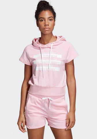 ADIDAS PERFORMANCE Marškinėliai su gobtuvu »SID HOOD«