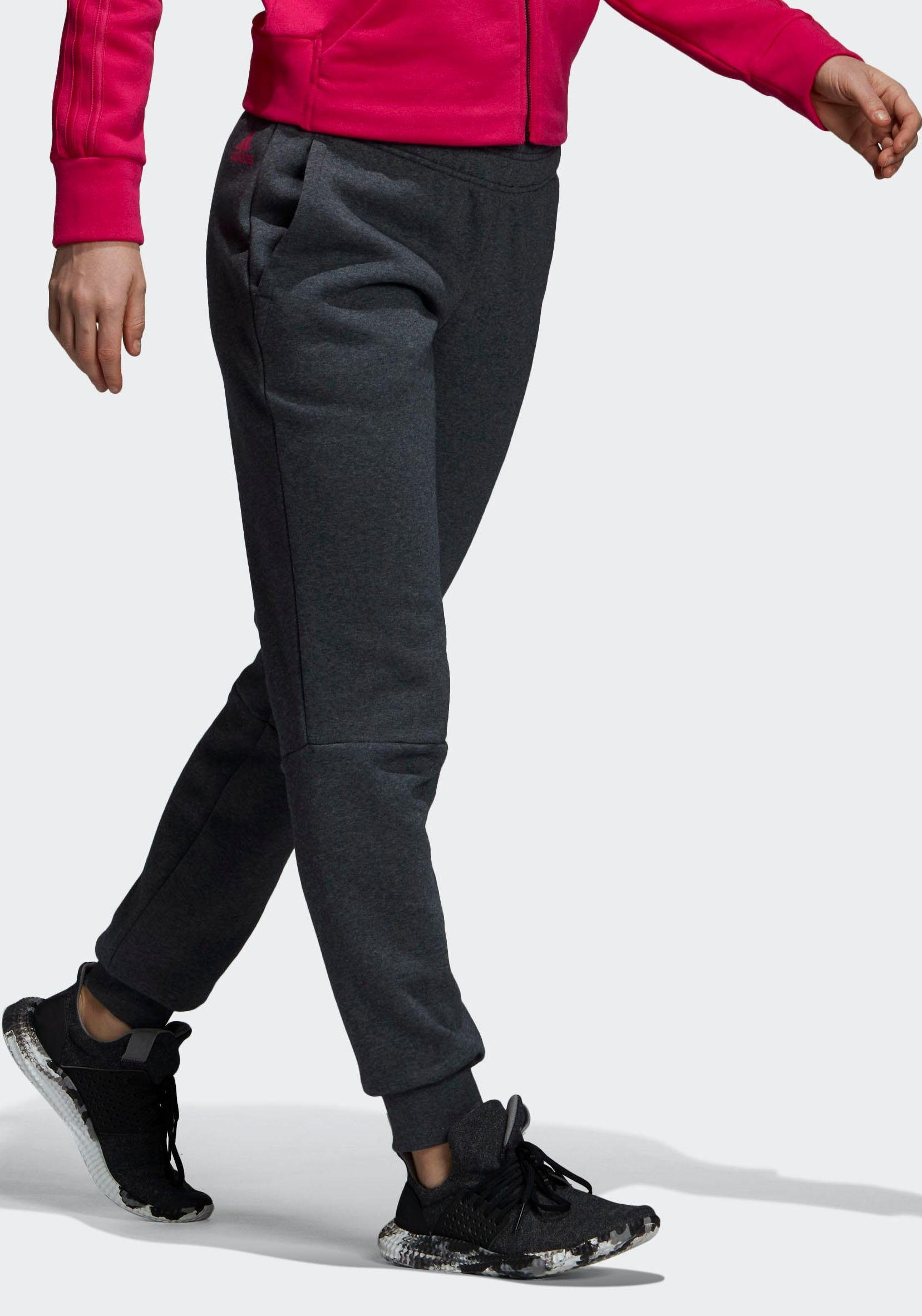 adidas Performance Jogginghose »ESSENTIAL LINEAR FL PANT« online kaufen | OTTO