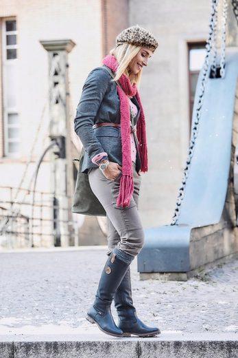 Jackenblazer By Und Salz Aniston Baur Im muster Pfeffer BvWO1