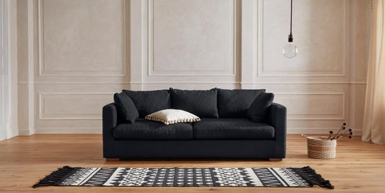 Guido Maria Kretschmer Home&Living 2,5-Sitzer »Pantin«, extra weich und kuschelig, Füllung auch mit Federn und Daunen