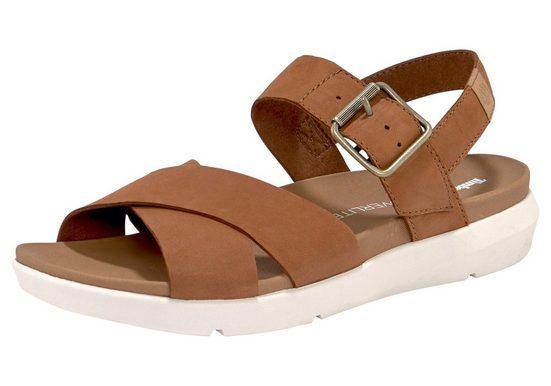 Timberland »Wilesport Leather Sandal« Sandale
